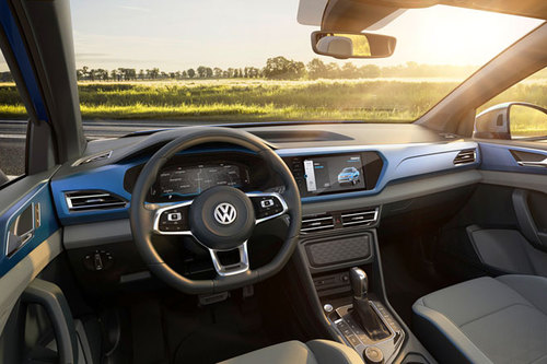 VW Tarok Pick-up 2018