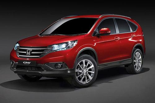 Erste Bilder des neuen Honda CR-V