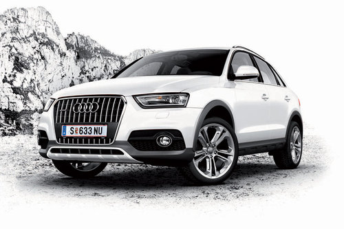 audi q3 offroad style vorstellung news offroad. Black Bedroom Furniture Sets. Home Design Ideas