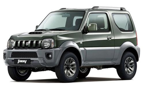 Facelift für den Suzuki Jimny - News - Offroad - motorline.cc