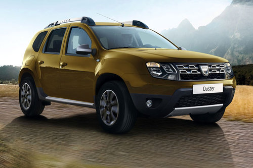 Sondermodell dacia duster urban explorer news offroad for Dacia duster urban explorer prezzo