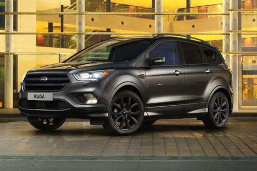 ford kuga 2017 st line und vignale news offroad. Black Bedroom Furniture Sets. Home Design Ideas