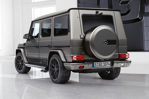 mercedes g klasse sondereditionen news offroad. Black Bedroom Furniture Sets. Home Design Ideas