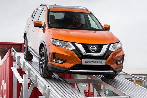 Modellpflege für den Nissan X-Trail