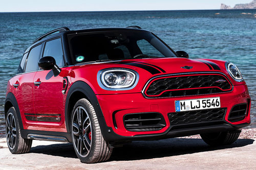 Neu: Mini Countryman John Cooper Works Mini Countryman John Cooper Works 2017