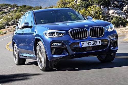 Bmw X3 2018 Pricing >> Neuer BMW X3: Infos und Bilder - News - Offroad - motorline.cc