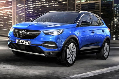 neues kompakt suv opel grandland x news offroad. Black Bedroom Furniture Sets. Home Design Ideas