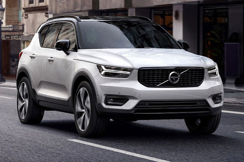 neues kompakt suv volvo xc40 news offroad. Black Bedroom Furniture Sets. Home Design Ideas
