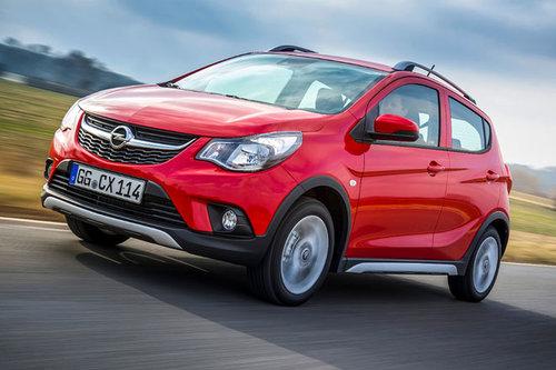 Opel Karl Rocks ab sofort erhältlich Opel Karl Rocks 2017
