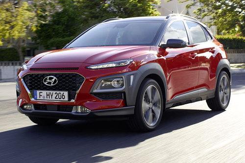 Weltpremiere: kleines SUV Hyundai Kona Hyundai Kona 2017