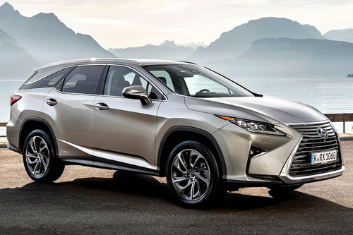 lexus rx l suv mit sieben sitzen news offroad. Black Bedroom Furniture Sets. Home Design Ideas