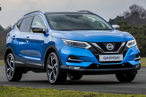 sondermodell nissan qashqai n drive news offroad. Black Bedroom Furniture Sets. Home Design Ideas