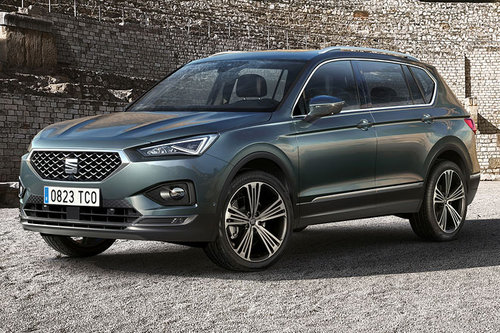 Weltpremiere: Groß-SUV Seat Tarraco Seat Tarraco 2018