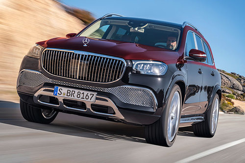 Luxus-SUV: Mercedes-Maybach GLS 600