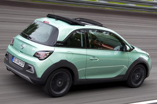 Opel Adam Rocks Schon Gefahren Schon Gefahren Offroad