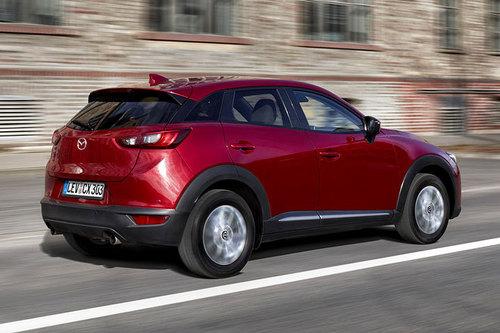 Kompakt-SUV Mazda CX-3 - schon gefahren - Schon gefahren ...
