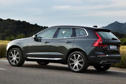 Neuer Volvo Xc60 Erster Test Schon Gefahren Offroad Motorline Cc