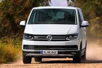 VW Multivan Panamericana 2017