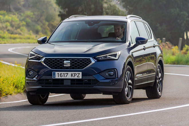 OFFROAD | Neuer Seat Tarraco - erster Test | 2018 Seat Tarraco 2018