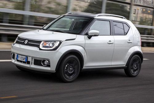 Neuer Suzuki Ignis