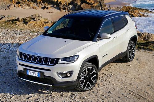 Neuer Jeep Compass - erster Test Jeep Compass 2017