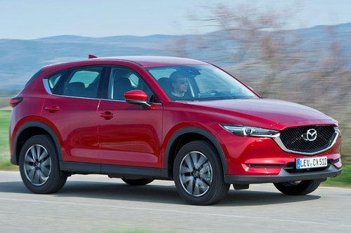 Neuer Mazda CX-5 - erster Test Mazda CX-5 2017