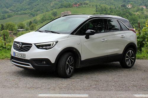 Opel Crossland X - erster Test - Schon gefahren - Offroad - motorline.cc