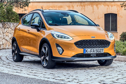 Ford Fiesta Active - erster Test Ford Fiesta Active 2018