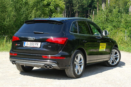 Audi Sq5 Tdi Im Test Offroader Tests Offroad