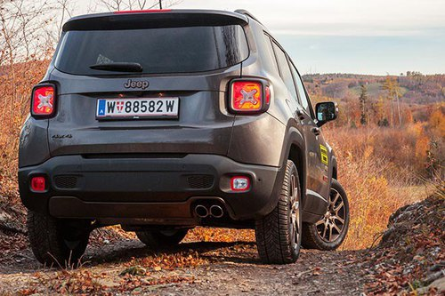 Jeep Renegade 75th Anniversary 2016