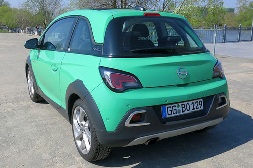 opel adam rocks 1 0 ecotec turbo im test offroader tests offroad. Black Bedroom Furniture Sets. Home Design Ideas