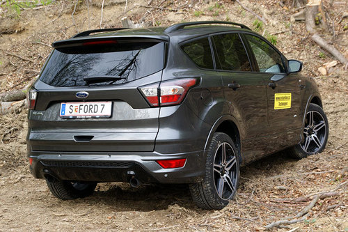 ford kuga 2 0 tdci awd st line im test offroader tests. Black Bedroom Furniture Sets. Home Design Ideas