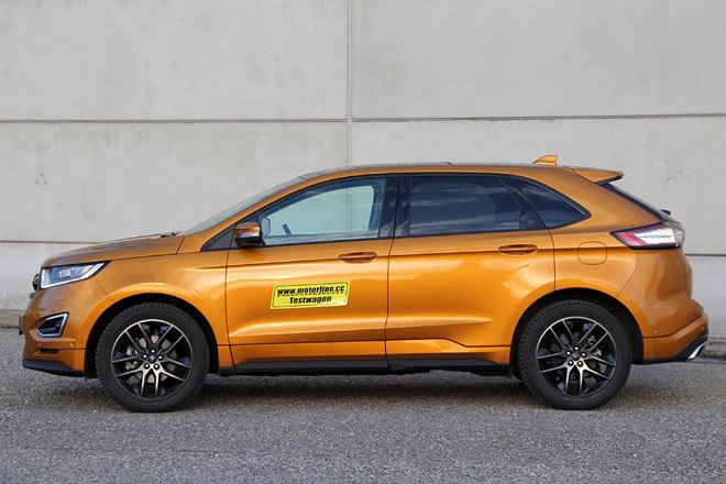 OFFROAD | Ford Edge 2.0 TDCi 210 AWD Sport - im Test | 2016 Ford Edge TDCi 2017