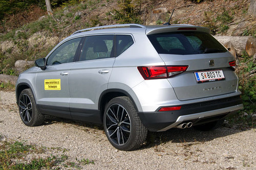 seat ateca 2 0 tdi 4drive xcellence im test offroader tests offroad. Black Bedroom Furniture Sets. Home Design Ideas