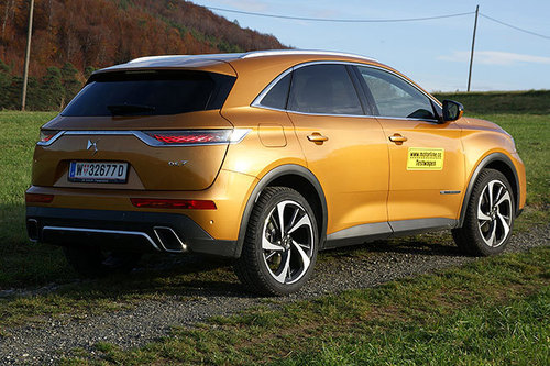 DS 7 Crossback 2019