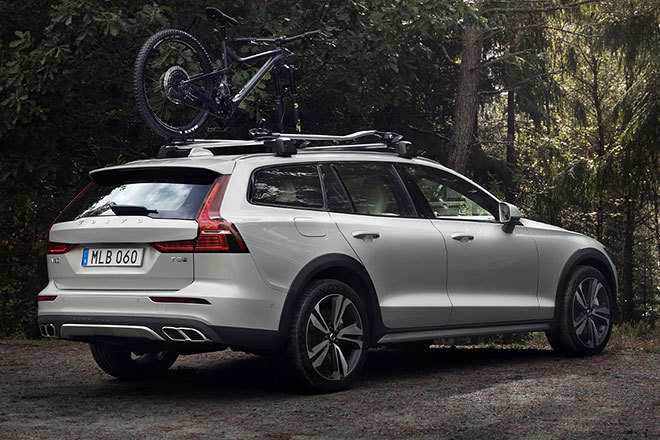 OFFROAD | Volvo V60 D4 Cross Country - im Test | 2019