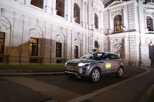 range rover evoque 2 2 sd4 dynamic im test offroader tests offroad. Black Bedroom Furniture Sets. Home Design Ideas