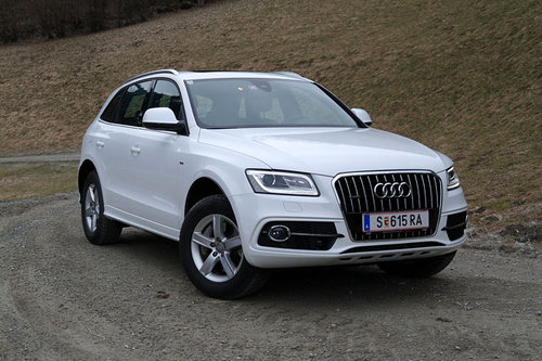 audi q5 3 0 tdi quattro im test offroader tests. Black Bedroom Furniture Sets. Home Design Ideas