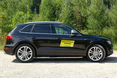 audi sq5 tdi im test offroader tests offroad. Black Bedroom Furniture Sets. Home Design Ideas