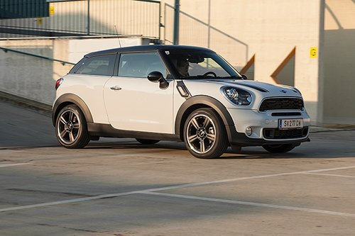 mini paceman cooper sd all4 im test offroader tests offroad. Black Bedroom Furniture Sets. Home Design Ideas