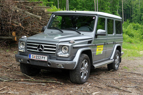 mercedes g 350 cdi bluetec im test offroader tests offroad. Black Bedroom Furniture Sets. Home Design Ideas