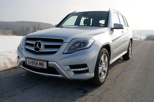 mercedes glk 220 cdi bluetec 4matic im test offroader tests offroad. Black Bedroom Furniture Sets. Home Design Ideas
