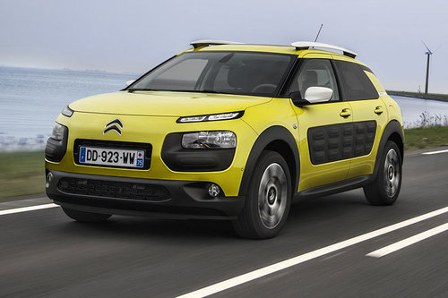 citroen c4 cactus bluehdi 100 im test offroader tests offroad. Black Bedroom Furniture Sets. Home Design Ideas