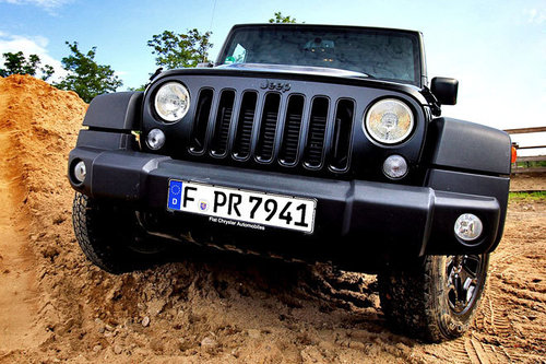 Jeep Wrangler Unlimited 2.8 CRD Rubicon - im Test