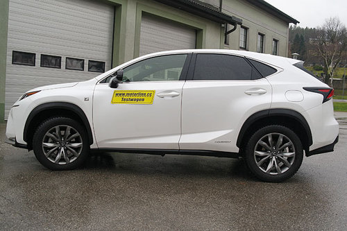 lexus nx 300h f sport im test offroader tests offroad. Black Bedroom Furniture Sets. Home Design Ideas