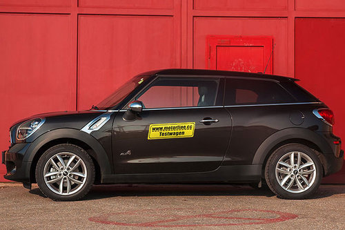 mini paceman cooper d all4 im test offroader tests offroad. Black Bedroom Furniture Sets. Home Design Ideas