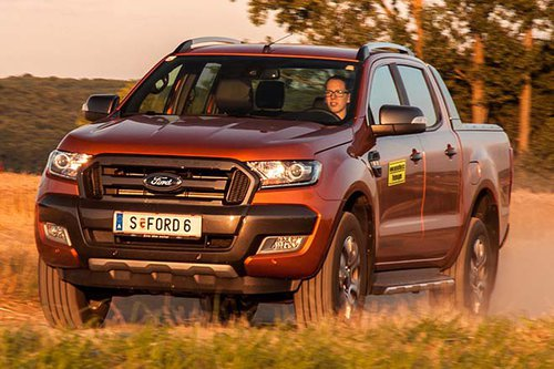 ford ranger 3 2 tdci wildtrak im test offroader tests. Black Bedroom Furniture Sets. Home Design Ideas