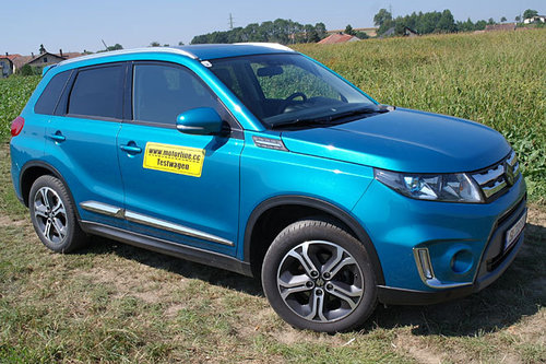 Suzuki Vitara 16 DDiS Allgrip Flash
