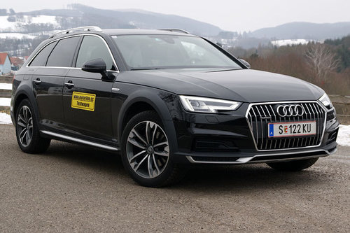 audi a4 allroad quattro 2 0 tdi s tronic im test. Black Bedroom Furniture Sets. Home Design Ideas