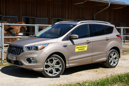ford kuga 2 0 tdci awd vignale im test offroader tests offroad. Black Bedroom Furniture Sets. Home Design Ideas